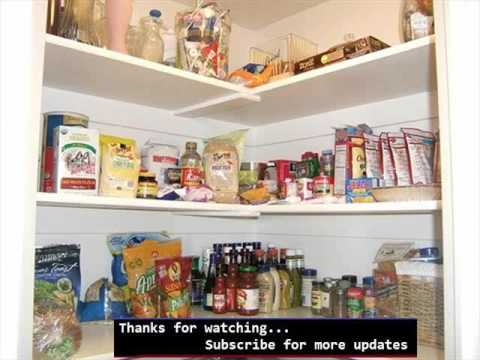 Wall Shelves Picture Ideas | Kitchen Pantry Shelving Ideas - YouTube