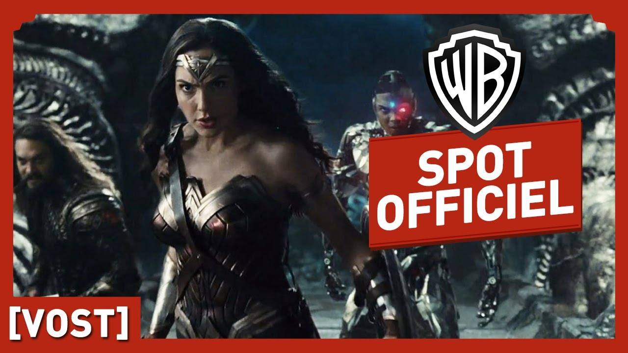 Justice League - Spot Officiel (VOST)