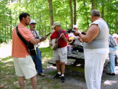Bluegrass West Virginia Style - Jones Reunion 2007