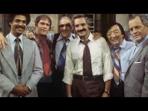 Ron Glass Farewell Tribute❤️ •** 1945 2016 with Max Gail and Hal Linden