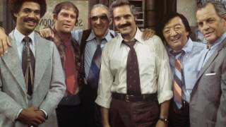 Ron Glass Farewell Tribute❤️ •** 1945 -2016 (with Max Gail and Hal Linden)