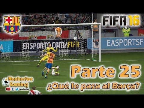 FIFA 16 - Modo Carrera Jugador - Barcelona - Parte 25: ¿Derrotas y más derrotas?