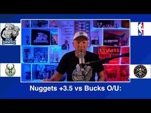 Denver Nuggets vs Milwaukee Bucks 2/8/21 Free NBA Pick and Prediction NBA Betting Tips