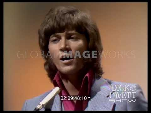 The Bee Gees performing Lonely Days live on The Dick Cavett Show