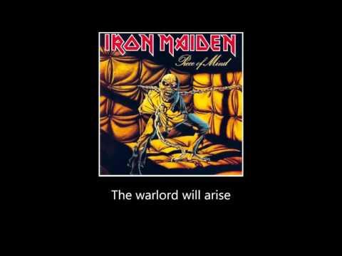 Iron Maiden - Die With Your Boots On (Lyrics)