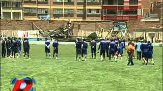INFORME DEL CLUB THE STRONGEST    Y BOLIVAR - COPA LIBERTADORES