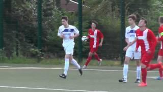 Friedenauer TSC - FSV Berolina Stralau (U19 A-Jugend) - Spielszenen | SPREEKICK.TV