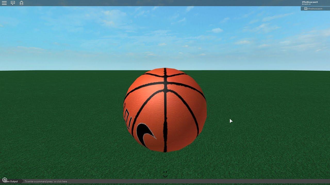 Roblox Script Showcase Episode#617/Rolling Flying Basketball