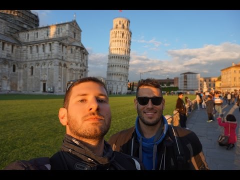 MotoRoadTrip Italy-France