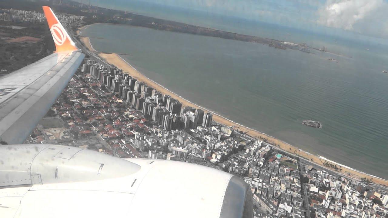 Aeroporto Espirito Santo : Decolagem vitória espírito santo full hd youtube