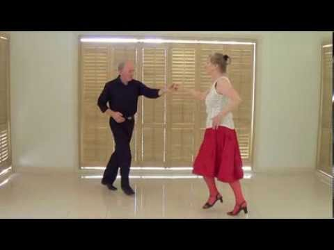 Jive Dance Lesson For Beginners, How To Dance Jive