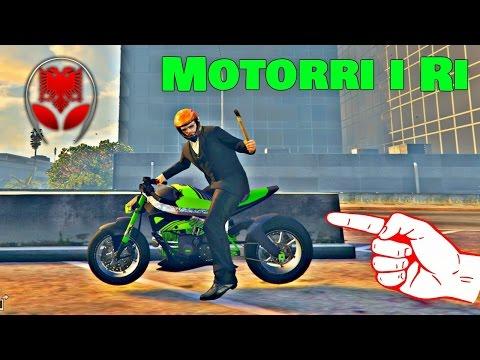 GTA 5 SHQIP - Motorri i Ri !! - SHQIPGaming