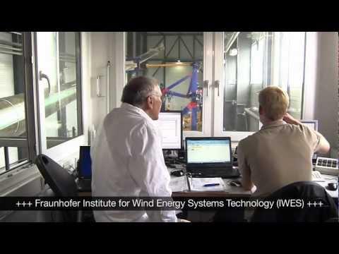 Wind Energy Blade Stress Test