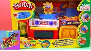 Набор для лепки кухня от Play-Doh pаспаковка(подпишись на новые видео: http://www.youtube.com/channel/UCJDn33Ycp1GFc2By4ec0Bzg?sub_confirmation=1 Playlist: ..., 2015-05-04T11:00:01.000Z)