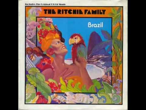 The Ritchie Family - Brazil 1975