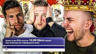 OMG! TISI muss (ausnahmsweise) ICONS Discarden 😱🔥 FIFA 19: ICON Discard Fut Draft Battle 🔥