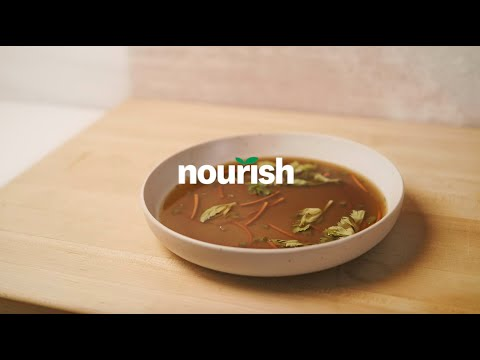 Thumbnail to launch Vegetable Stock video