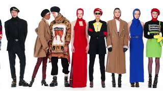 Download Video The Clans of Versace - Fall Winter 2018 Adv Campaign MP3 3GP MP4