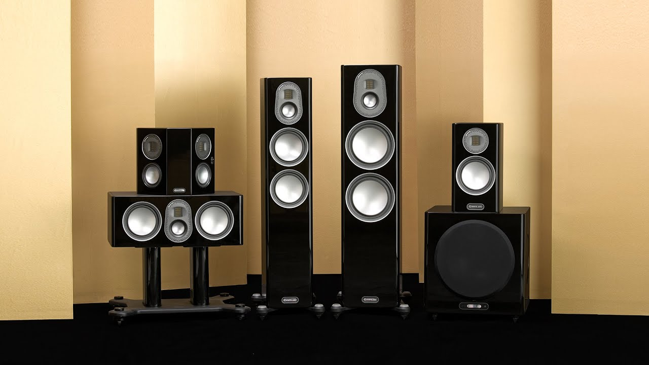 Monitor Audio | Hi-Fi, Cinema & Architectural Speakers