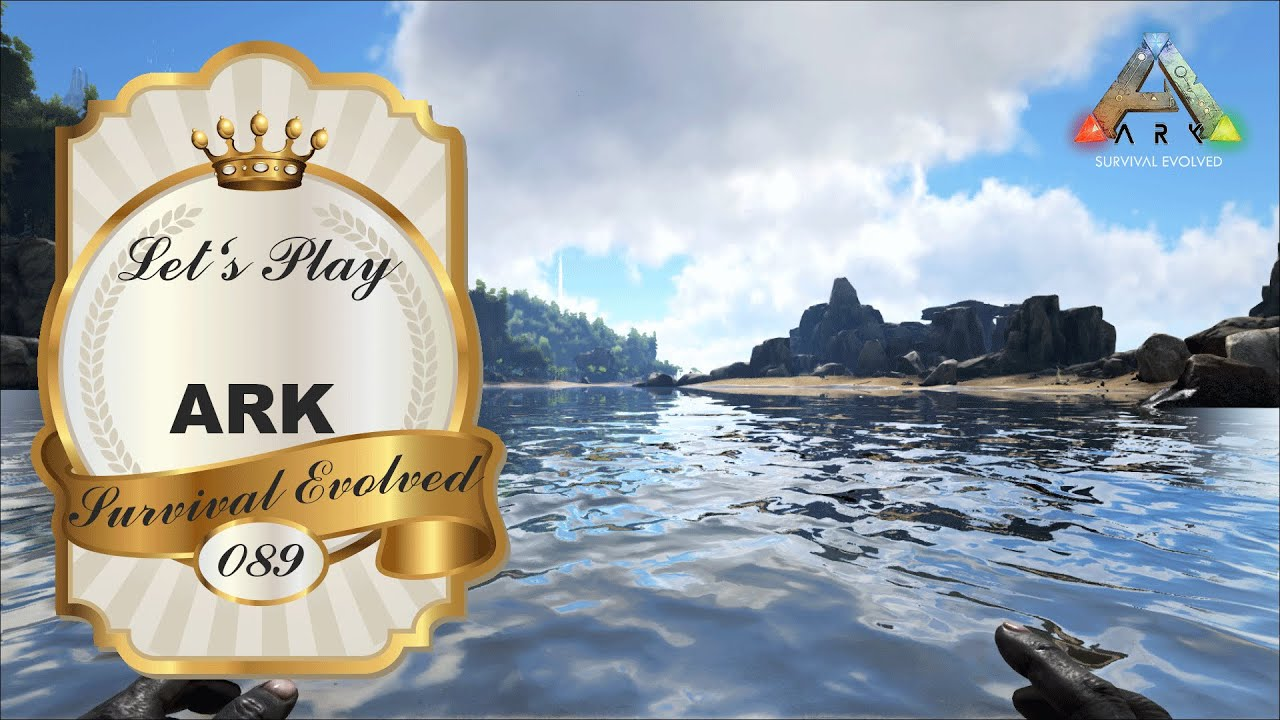 Ark Kuchen Kuchen Let S Play Ark Survival Evolved 3 089 German Hd