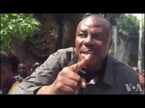 Ayiti: Moise Jean Charles Mande Demisyon Prezidan Jovenel Moïse
