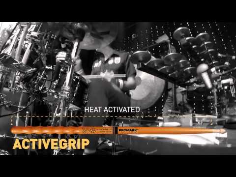 PROMARK: The New Glenn Kotche Active Wave 570 Drumsticks