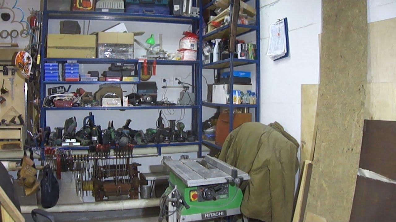 Оборудовать гараж своим руками фото 905
