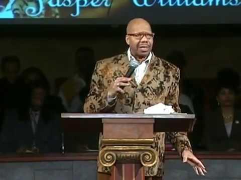 Noah and the Ark - Genesis 6 & Ephesians 2 - Rev Jasper Williams Jr
