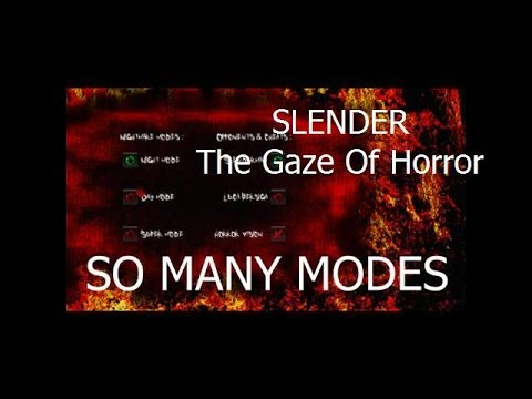 Slender: The Gaze Of Horror