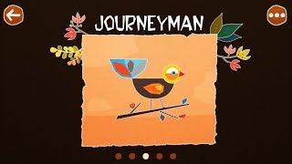 Chigiri Paper Puzzle | JOURNEYMAN (All Levels) *Old Version*