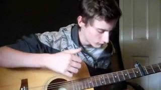newton faulkner - feels like home guitar cover
