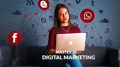 Master in Digital Marketing