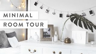 Minimalist Room Tour