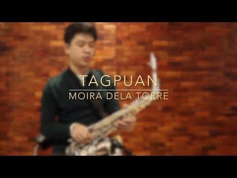 Tagpuan - Moira Dela Torre (Saxophone Cover) Saxserenade