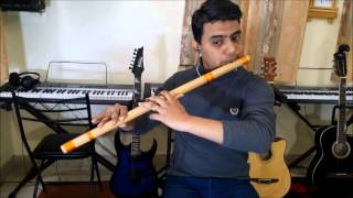 Ajeeb Dastan Hai Ye Flute Instrumental (Cover) By Girish Kale.