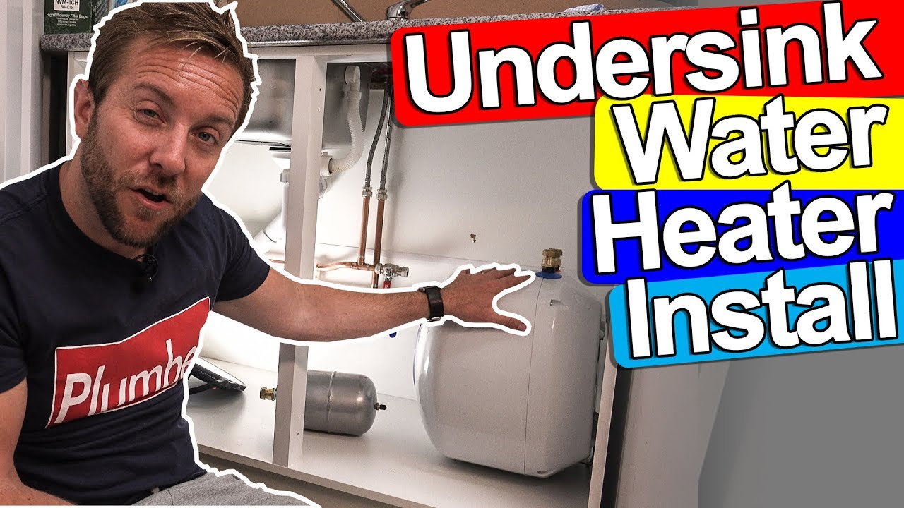 Undersink Water Heater Install Kingspan You
