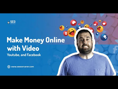 Make Money Online With Video - YouTube and Facebook - Видео онлайн