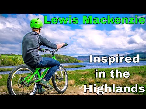 "Lewis Mackenzie - Inspired in the Highlands ""Teaser"""