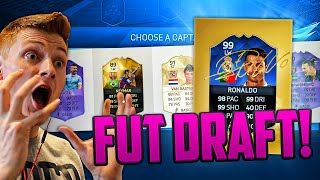 FIFA 16 - SUPER RARE CARD IN FUT DRAFT DUEL!!!