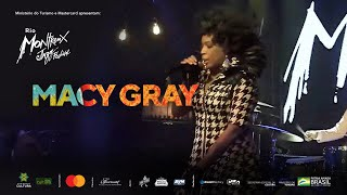 Macy Gray - Nothing Else Matters [Metallica Cover] (Rio Montreux Jazz Festival