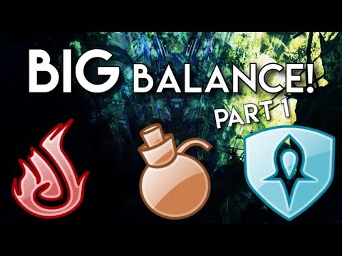 BIG March Balance Patch Analysis Part 1! [Elementalist, Engineer, Guardian] thumbnail