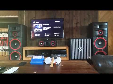Cerwin vega xls 215 plays hardstyle