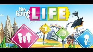 The Game of LIFE - Classic Board Game PC Gameplay [1080p HD]
