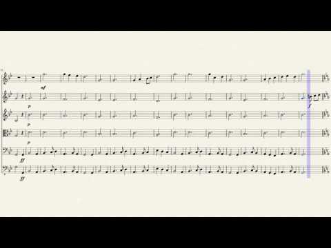 Puella Magi Madoka Magica OST: Decretum (Arranged for String Chamber Ensemble)