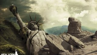 Speed Art: Statue of Liberty (Photoshop CS5)