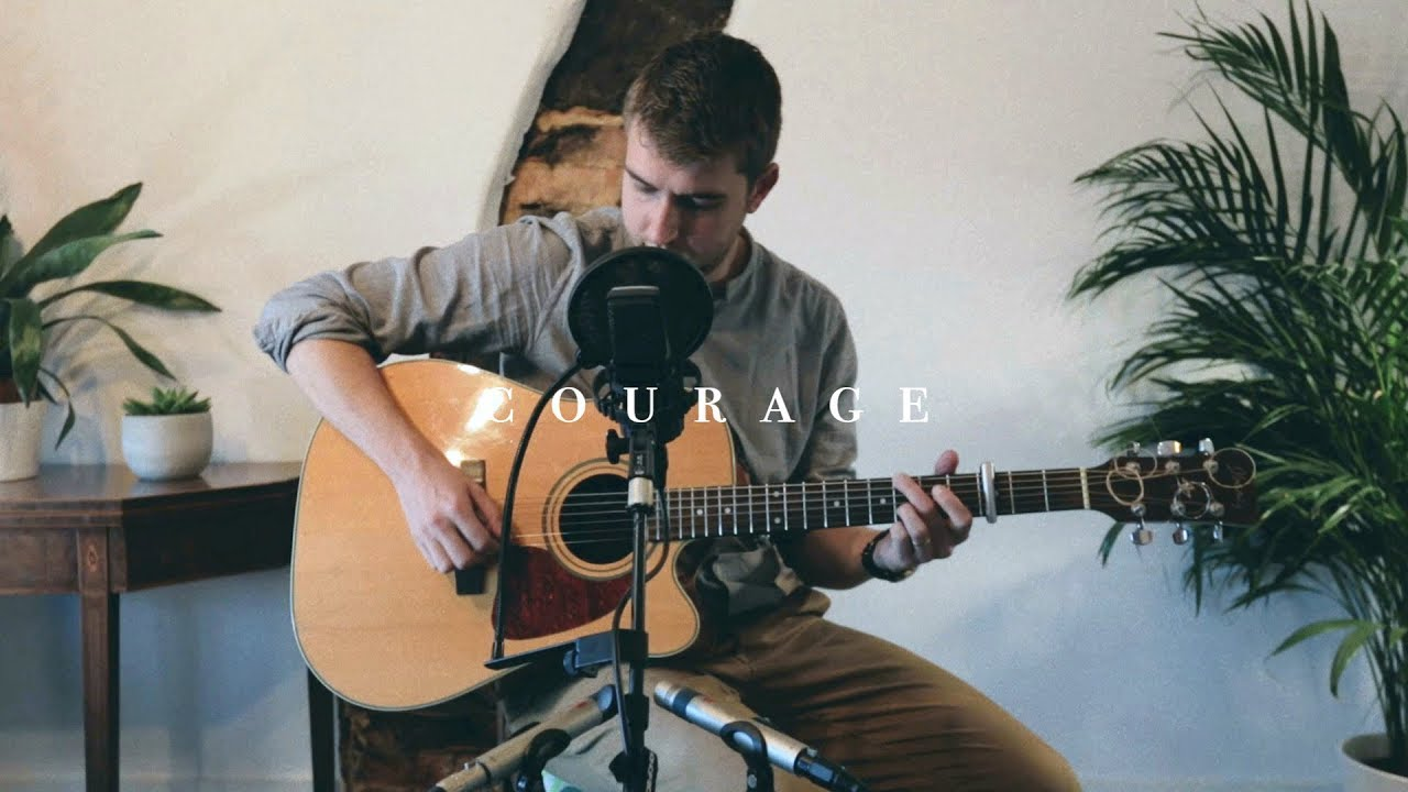Courage | Si Cliff | Live Recording