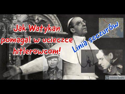 Kaczystan[EP10] Linia szczurów #LiniaSzczurow #Watykan #hitlerowcy