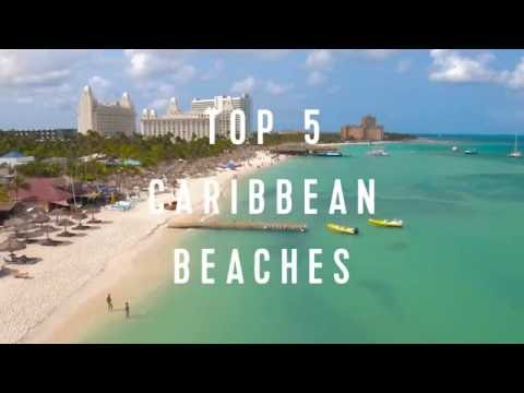 Top 5 | Best Caribbean Beaches
