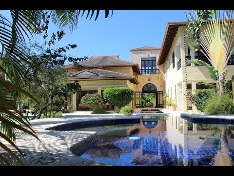 Exclusive Caribbean home in a prestigious beachfront community