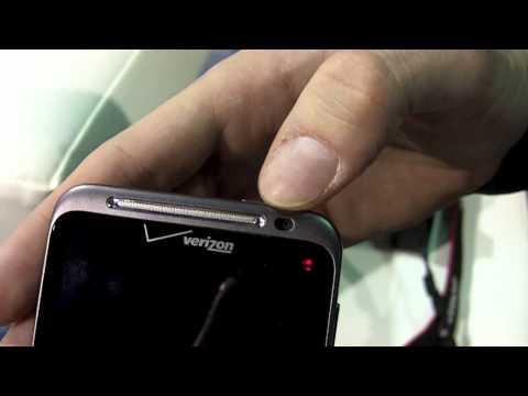 Thunderbolt, il primo smartphone HTC 4g provato a Las Vegas CES 2011